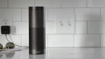 L'enceinte bluetooth Echo d'Amazon