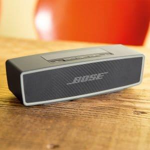 enceinte bluetooth Bose SoundLink Mini II
