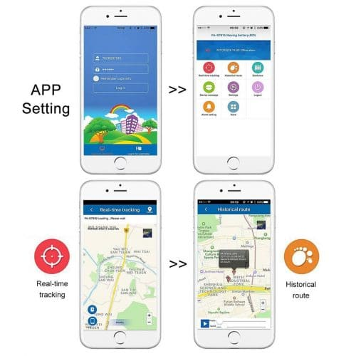 Iphone apllication settings